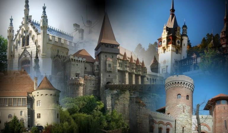 România este țara castelelor. Ce putem vizita, când și cât ne costă