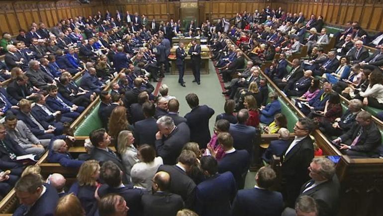 In sfârșit! Parlamentul britanic a aprobat ieșirea din Uniunea Europeana pe 31 ianuarie 2020