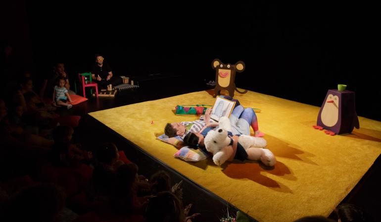 TIC PITIC – Zilele Small size. Mini maraton de teatru pentru copiii sub 6 ani