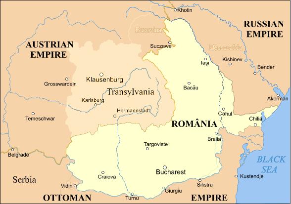 """""""Mica Unire"""", primul pas spre România de azi"""