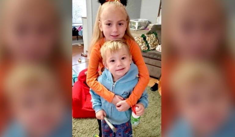 Eroină la 6 ani – o fetiță și-a salvat familia dintr-un incendiu