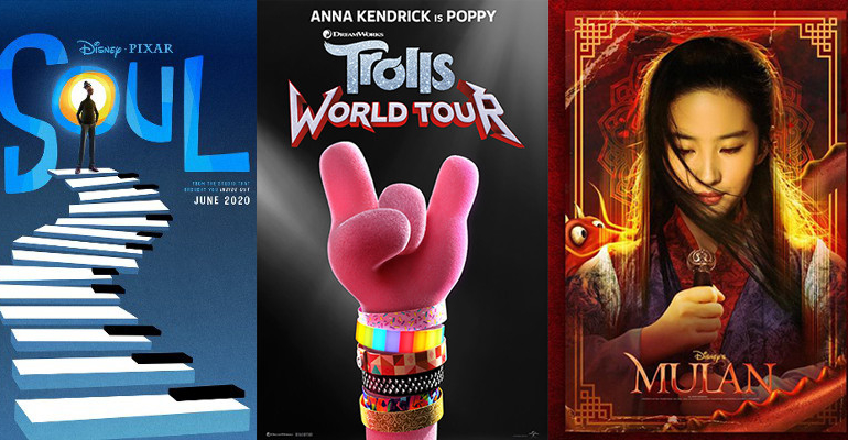 Noutăţi din lumea cinematografiei – primăvară Disney, vară cu aventuri, toamnă plină de fantezie