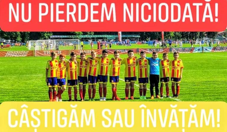 Ripensia Timișoara îşi măreşte echipa. Hai și tu! Juniorii sunt aşteptaţi la preselecţie