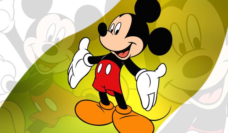 Povestea lui Mickey Mouse