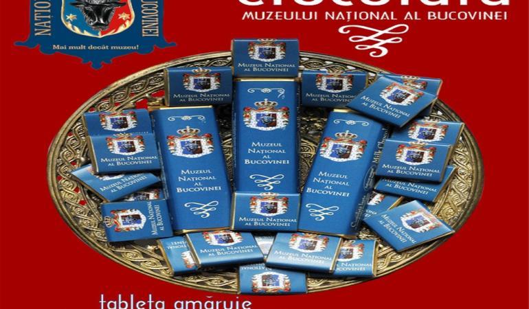 Vă place ciocolata? Încercați tableta de ciocolată amăruie Muzeul Național al Bucovinei