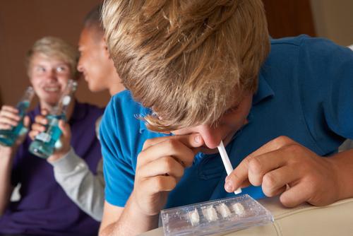 Drogul – handicap al zilelor noastre. Program de prevenire pentru adolescenți