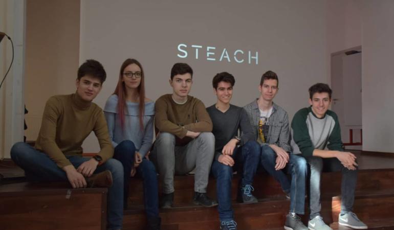 Nouă elevi din Timișoara revoluționează sistemul de învățământ românesc
