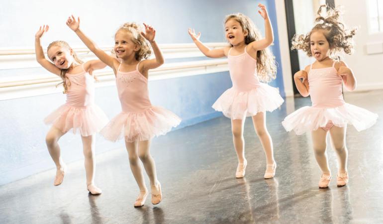 Dansul, o disciplină la fel de importantă ca matematica