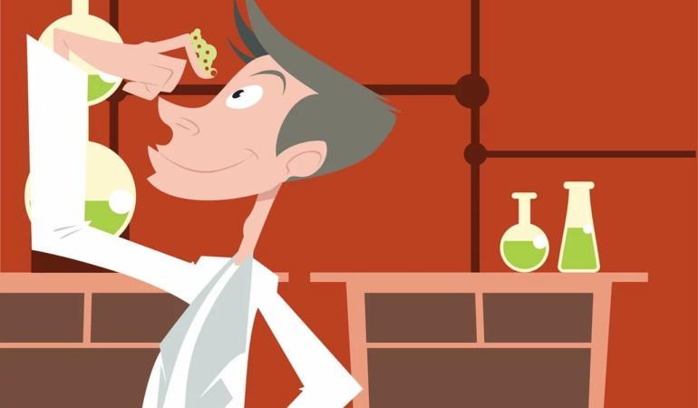 Oamenii de știință în imaginația copiilor. Studiu despre percepție și stereotipuri