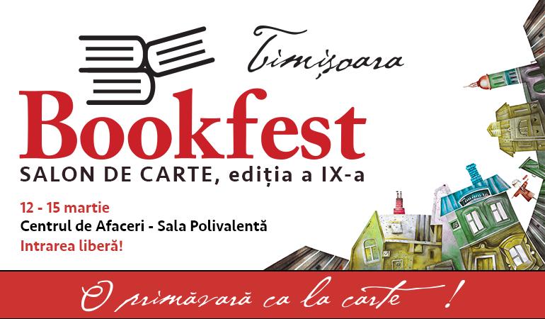 Bookfest Timișoara – anulat!