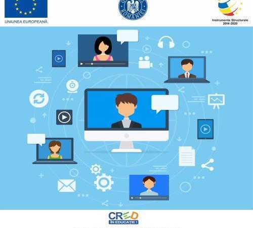 Ministerul Educației și Cercetării a lansat o platformă digitală pentru cadrele didactice