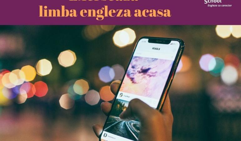 Cele mai bune aplicații de exersat limba engleză. Vă distrați învățând!