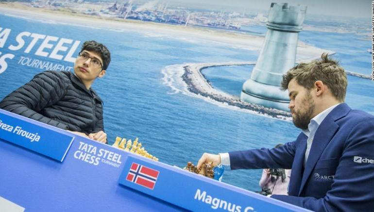 CAMPANIA ȘTIRI POZITIVE. Alireza Firouza, geniul de 16 ani care a uimit lumea șahului