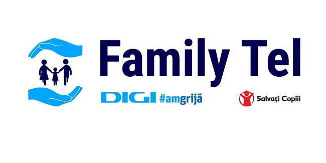 Salvați Copiii și Digi România au lansat o linie telefonică gratuită pentru părinți și copii