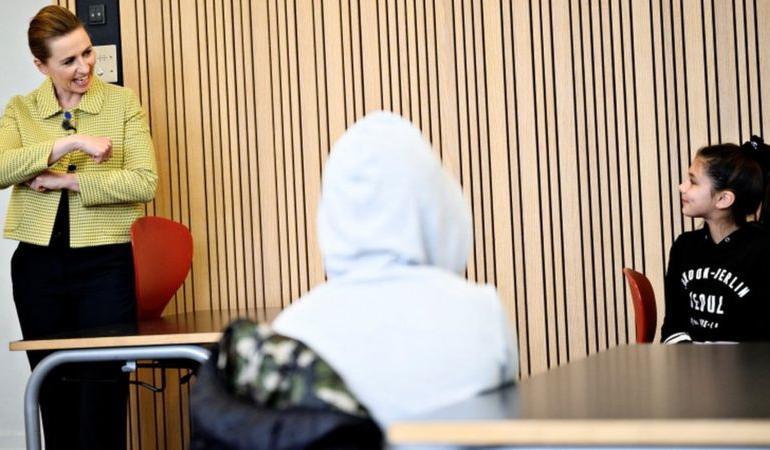 Danemarca redeschide porțile școlilor!