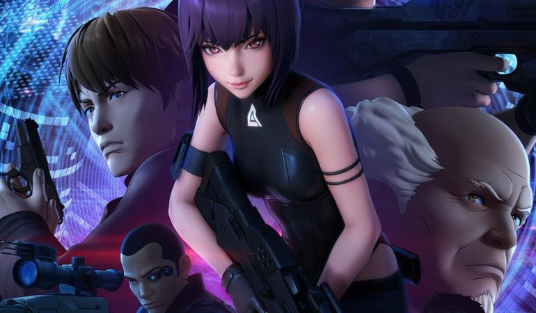 Ghost in the Shell: SAC 2045, un nou serial marca Netflix