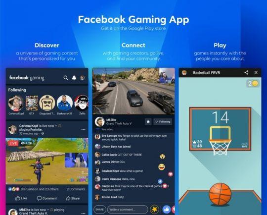 Facebook Gaming – o nouă extensie a platformei de socializare
