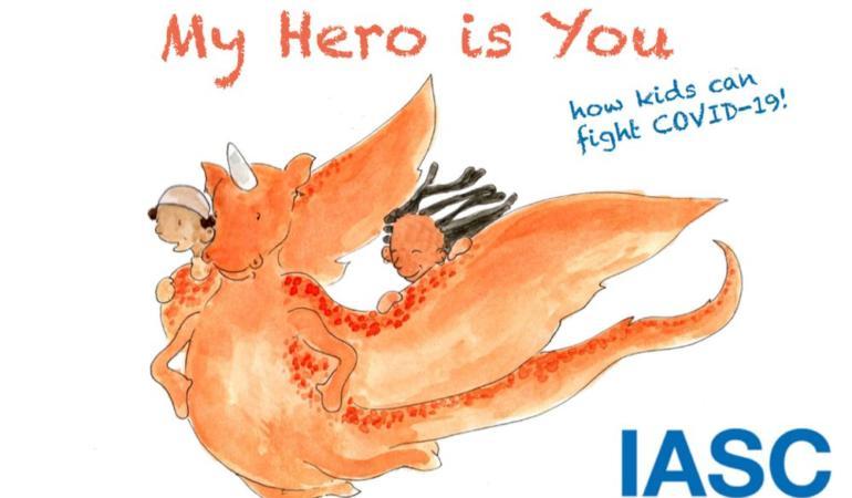 OMS şi UN explică copiilor: despre coronavirus prin ilustrații