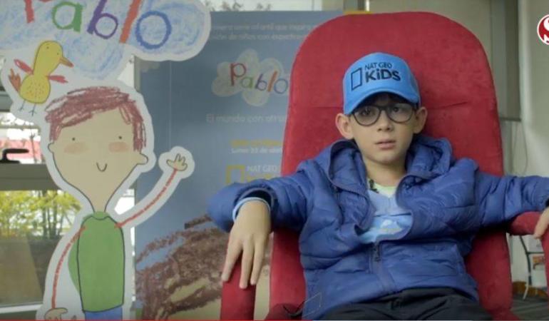CAMPANIA ȘTIRI POZITIVE. Un copil cu asperger vrea să scape lumea de bullying