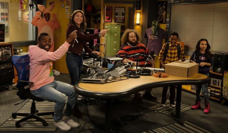 Premieră: serial de comedie și improvizație la decizia publicului, din 25 mai, la Disney Channel