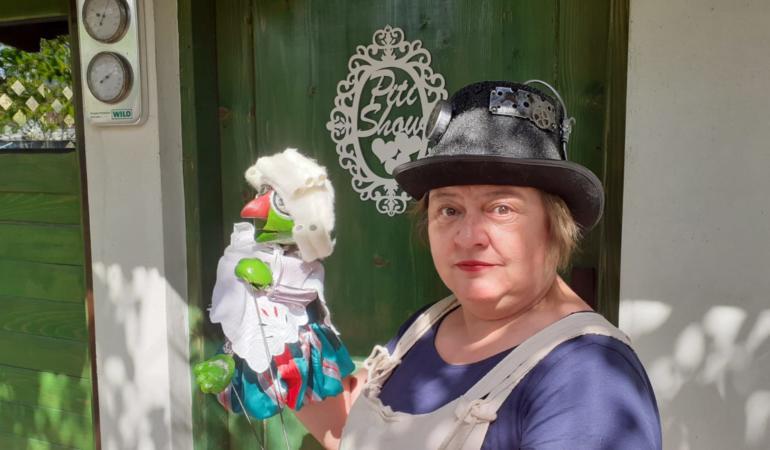Piticul cel urât și Eva Labadi realizează o emisiune specială de Ziua Copilului