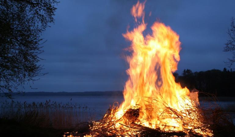 Pyrophobia – frica de foc