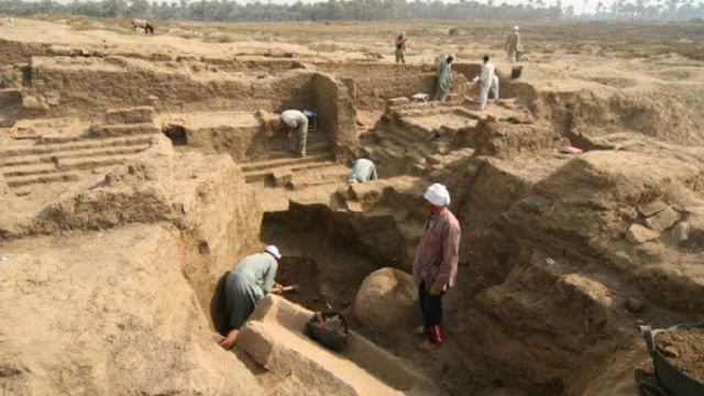 Beta Samati – orașul vechi de 2800 de ani