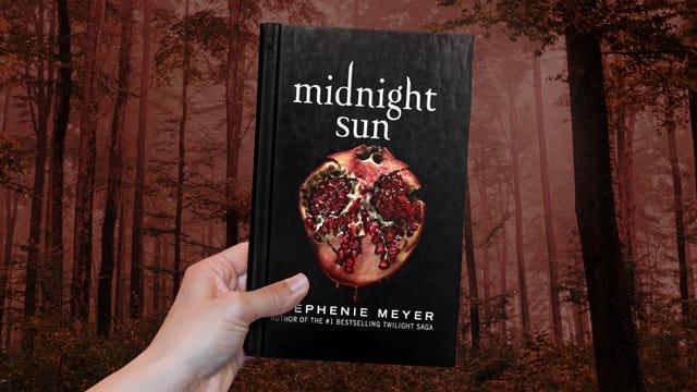 Midnight Sun – o nouă carte din seria Twilight