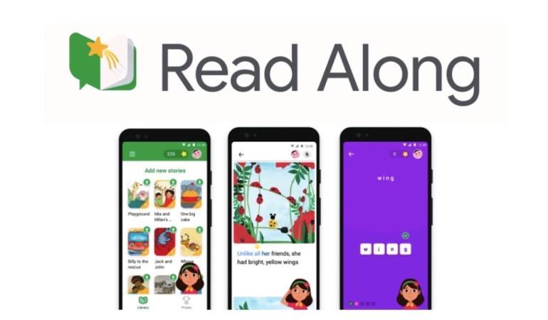 Read Along – aplicația cu care învățăm să citim