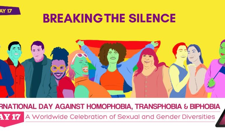 Ziua Internațională împotriva Homofobiei, Transfobiei și Bifobiei. Vă explicăm ce înseamnă