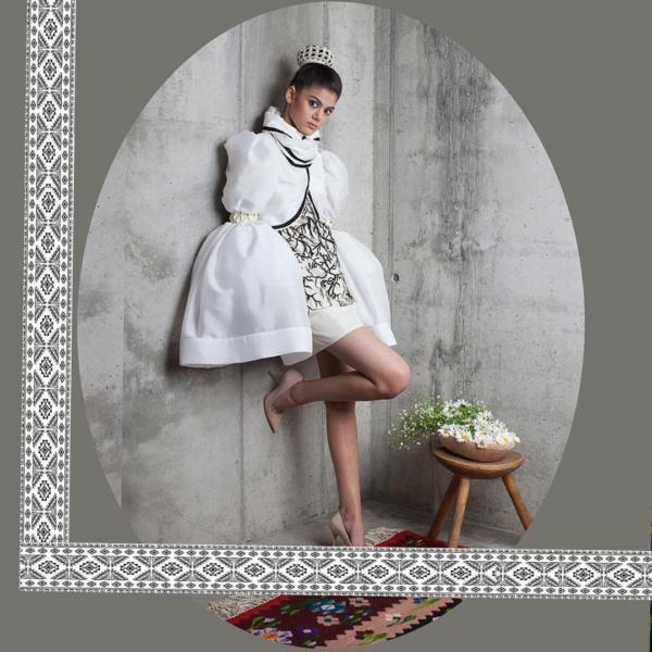 Ia, de la țăranii români în colecțiile caselor mari de modă