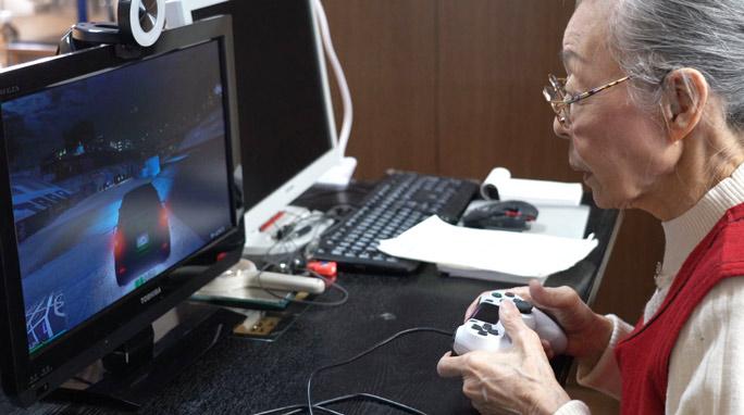 Cel mai bătrân gamer din lume