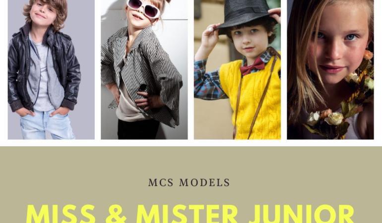 Concurs online de modeling pentru copii