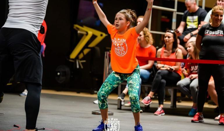 FII COOL, FĂ SPORT! Smartfit Studio începe cursurile de gimnastică pentru copii
