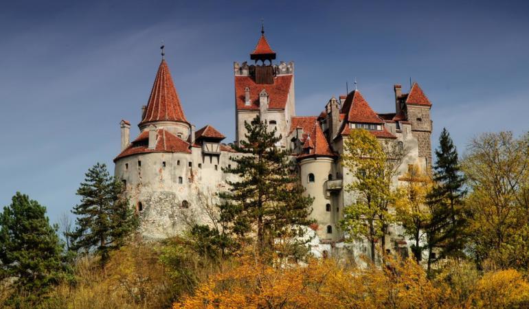 Locuri de poveste din România: Castelul Bran