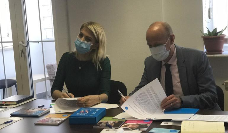 ANES și UNICEF – parteneriat pentru asigurarea de șanse egale pentru toți copiii din România