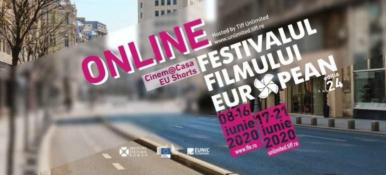 Festivalul de Film European vine la voi acasă