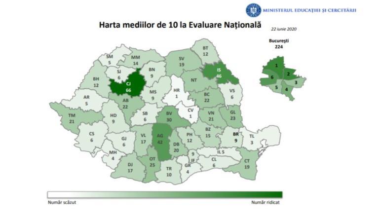 Rezultatele la Evaluarea Națională 2020! 839 de candidați de nota 10