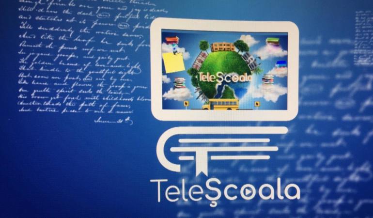 """Se reia """"Teleșcoala""""! TVR vine cu o veste bună pentru elevi"""