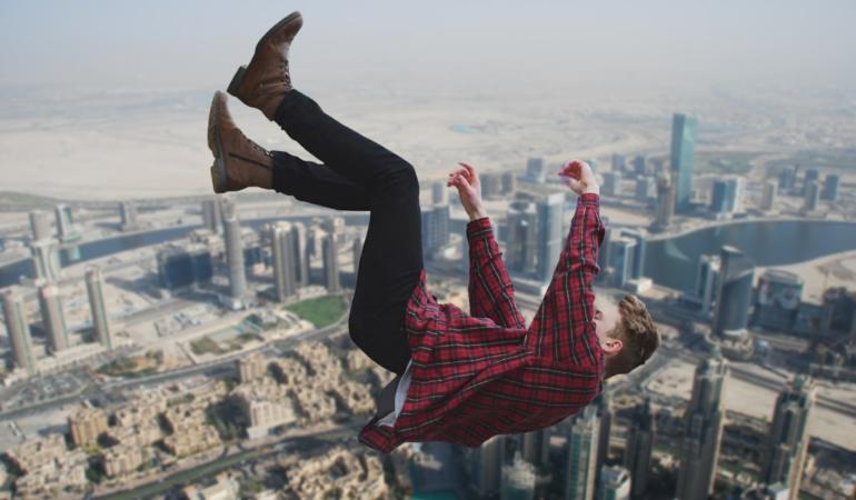 Basiphobia – frica de a cădea