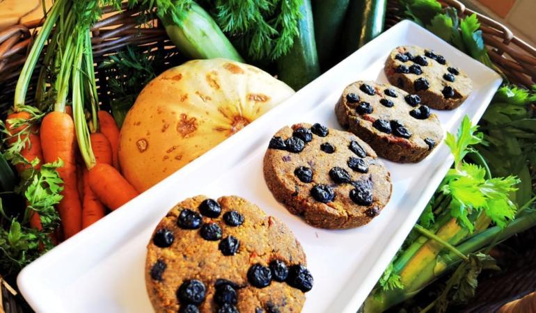 Chikitsa Crumble, cel mai sănătos cookie din lume
