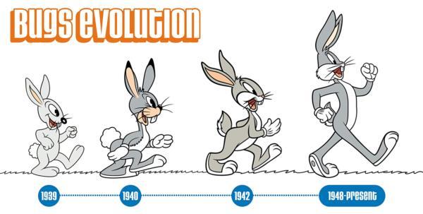 Bug's Bunny a împlinit 80 de ani