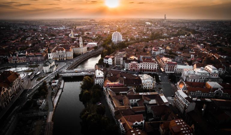 Topul celor mai apreciate orașe din România