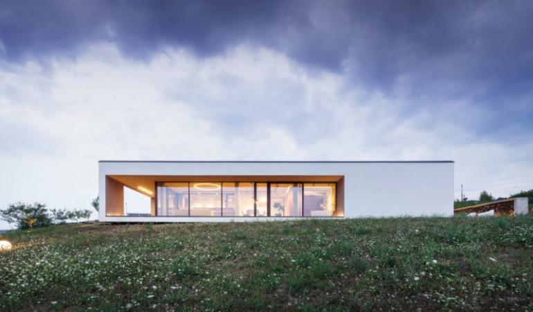 O casă smart din Cluj este pe lista celor mai frumoase din Europa
