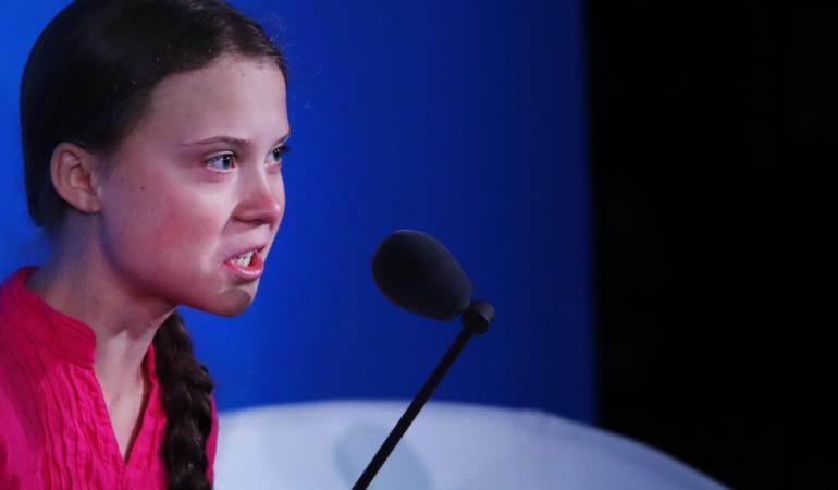 Greta Thunberg a primit un nou premiu extrem de important