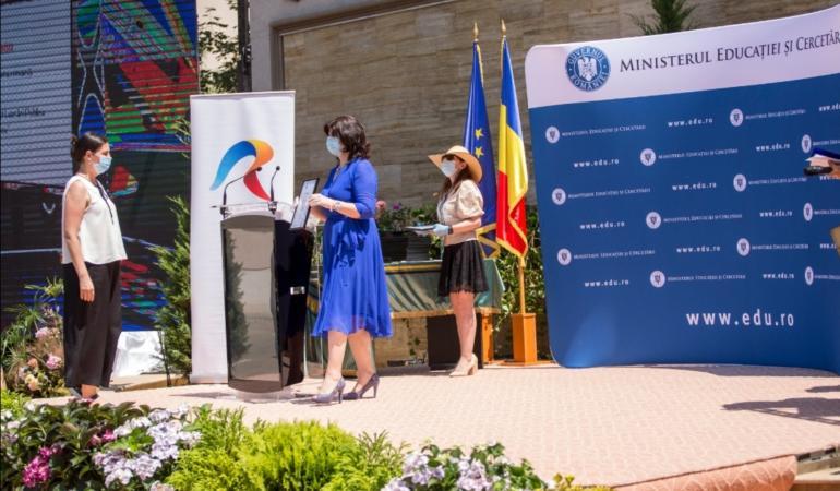 Gala TeleȘcoala – profesorii care au susținut lecții la TVR, premiați