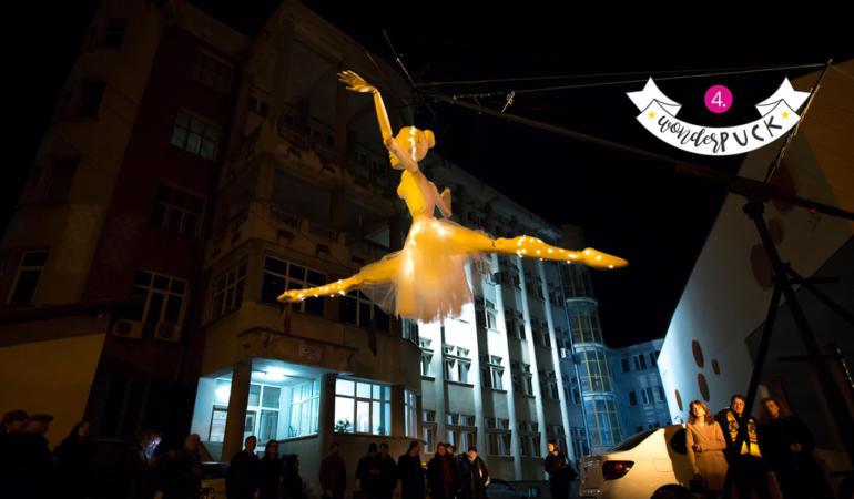 WonderPuck aduce iar la Cluj magia spectacolelor pentru copii