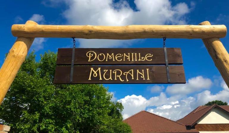 Locuri de poveste din România: Domeniile Murani