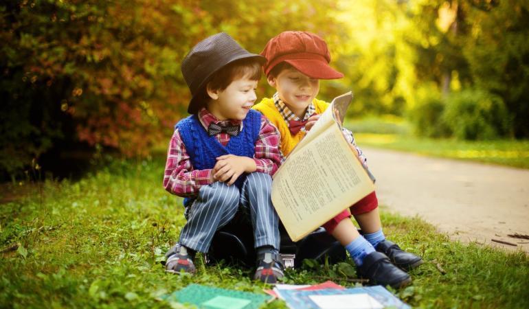 Natura intervine în inteligența copiilor. Oamenii de știință au facut o descoperire epocală