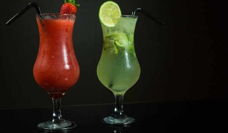 REȚETE COCHETE – Cocktail fără alcool